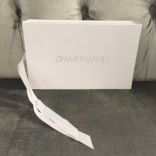 Gift from the Zimmermann Spring 2017 fashion show for New York Fashion Week.