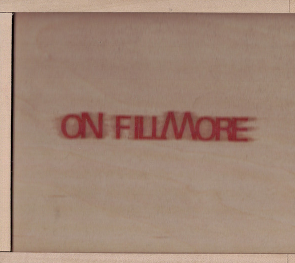On Fillmore Box 100 Series (Quakebasket, 2001)