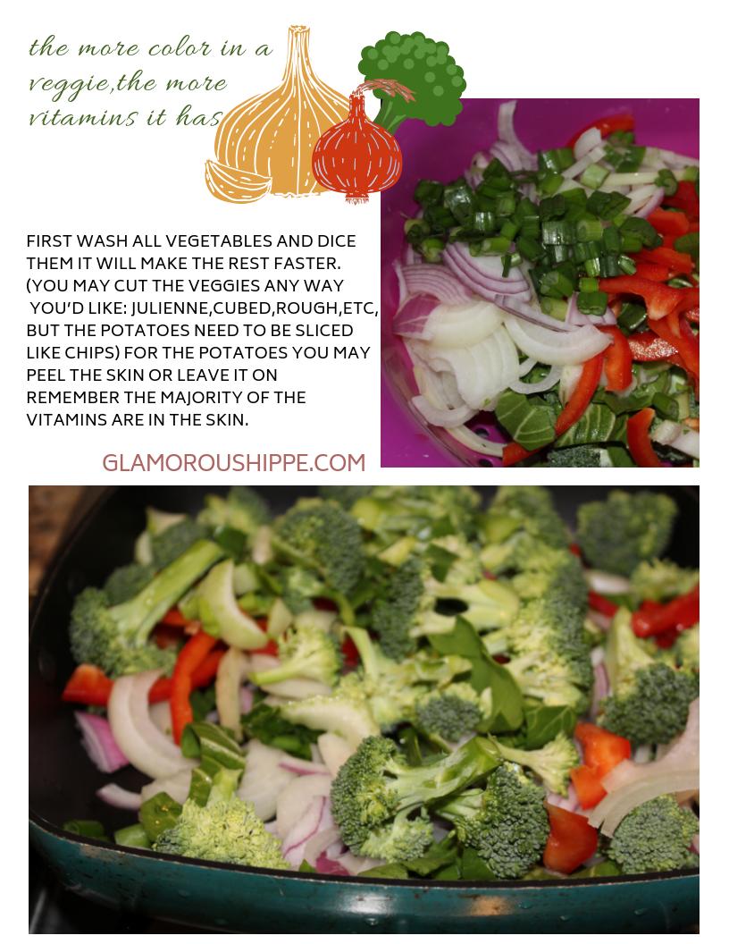 glamoroushippe.com vegetarian boho bake recipe