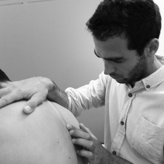 Votre ostéopathe, Ronan Auger - Découvrez son parcours et sa pratique ostéopathique.
