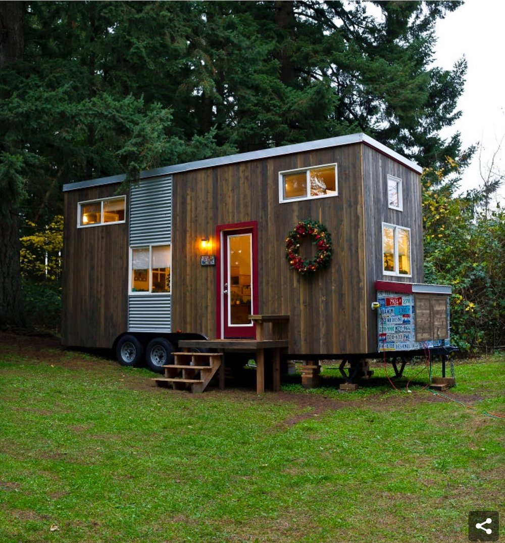 Tiny Home Tour