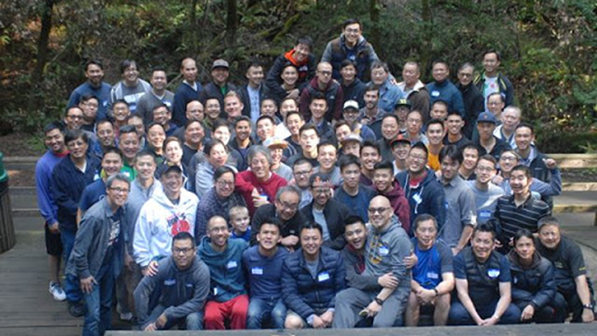 Men's Ministry Retreat 2016