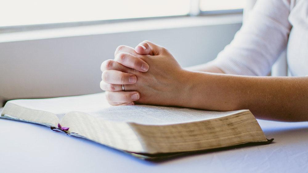 Seminar:  Prayer Warriors