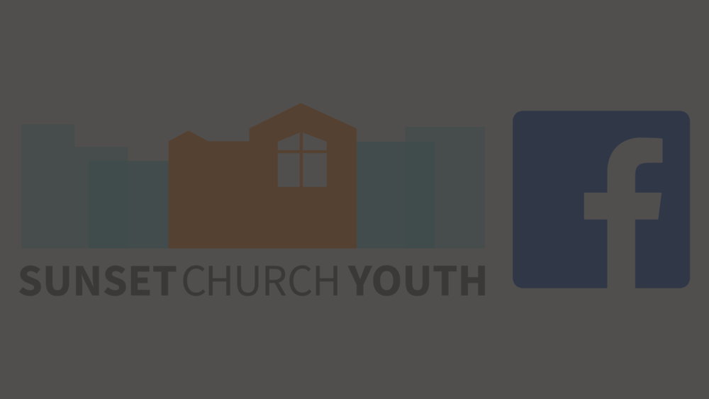 Sunset Church Youth Facebook -