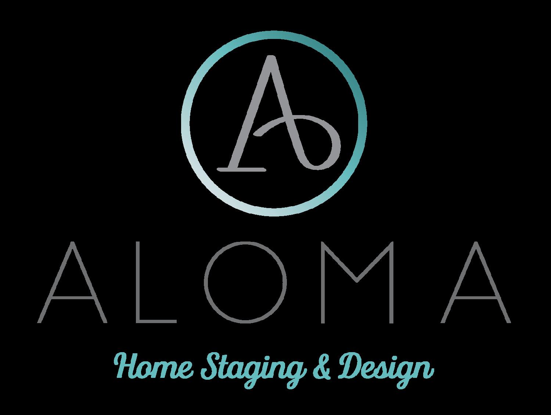 aloma home staging design. Black Bedroom Furniture Sets. Home Design Ideas