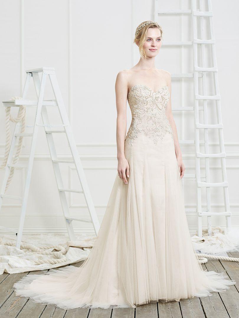 Beloved Bridal BL201  size 14                                 $895