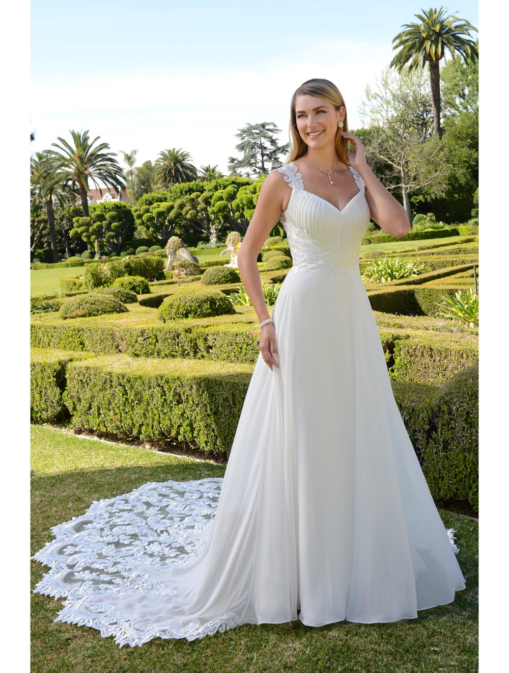 Venus Bridal PA9280  size 12              Call for Pricing