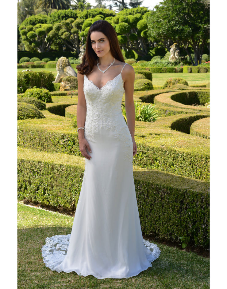 Venus Bridal PA9281  size 10              Call for Pricing