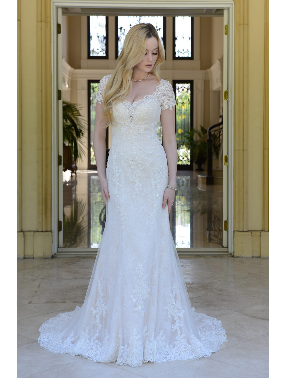Venus Bridal VE8350N  size 16              Call for Pricing