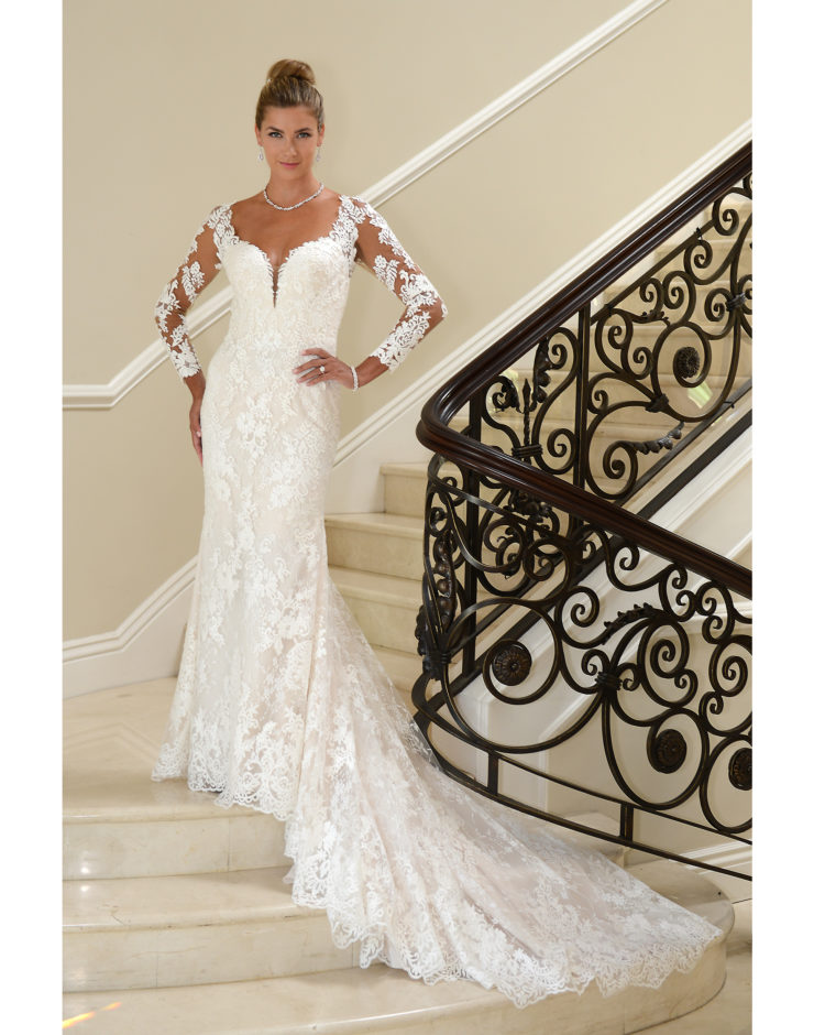 Venus Bridal VE8374N  size 12              Call for Pricing