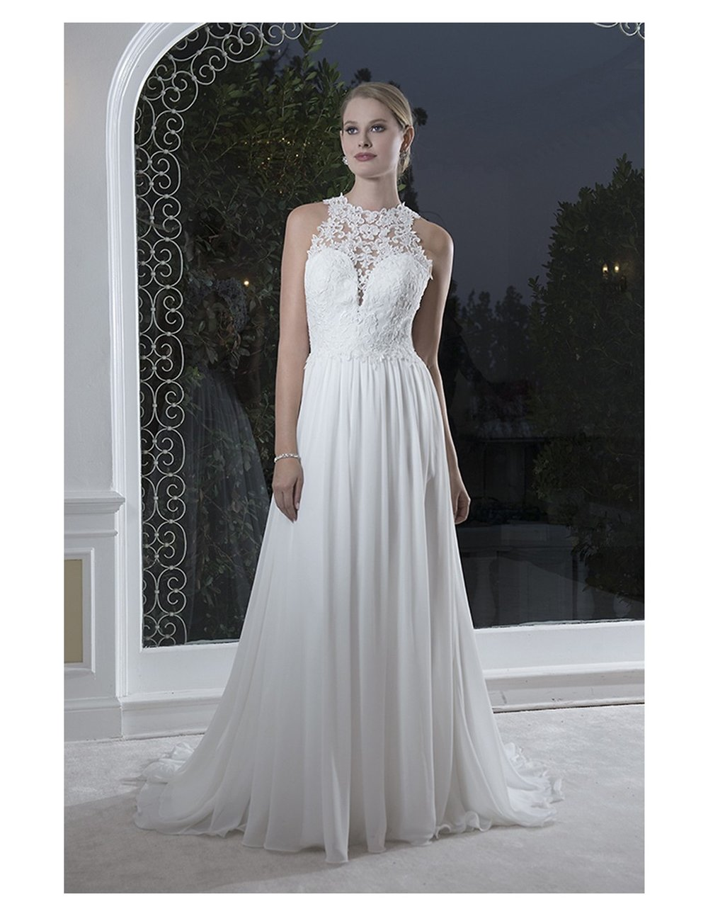 Venus Bridal PA9253  size 14             Call for Pricing