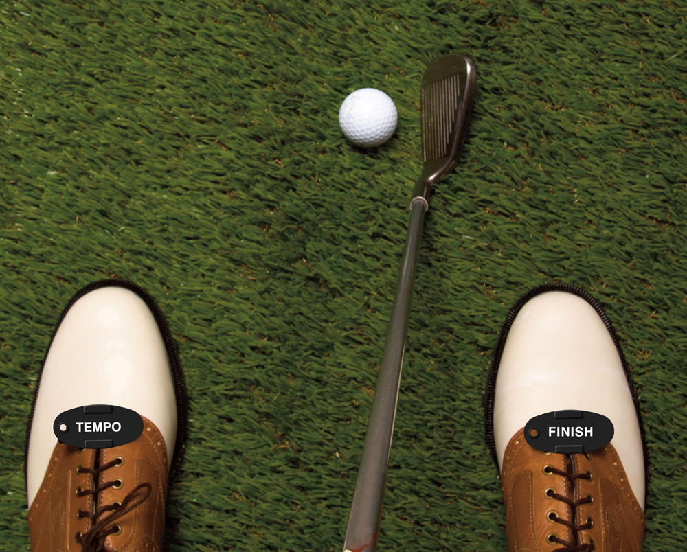 Shoe Tips Golf Tempo Balance