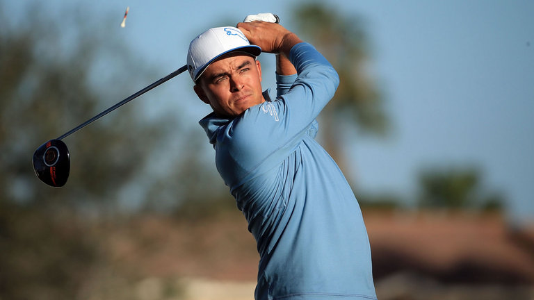 "Rickie Fowler , Nov. 2017 Golf Digest article ""Play Your Best"""