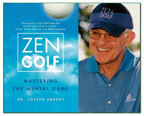 We're proud to have Dr. Joe Parent, PGA TOUR Sports Psychologist and best-selling author of