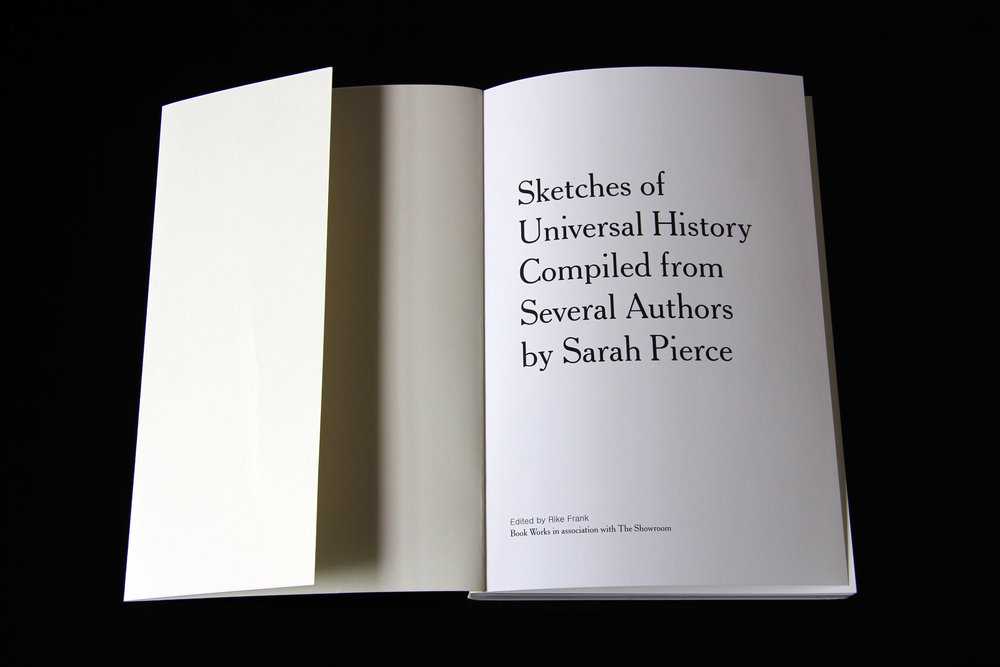 Sketches of universal history compiled from several authors by Sarah Pierce