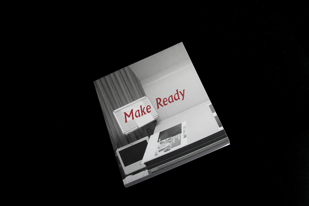 Make ready: Peter Maybury