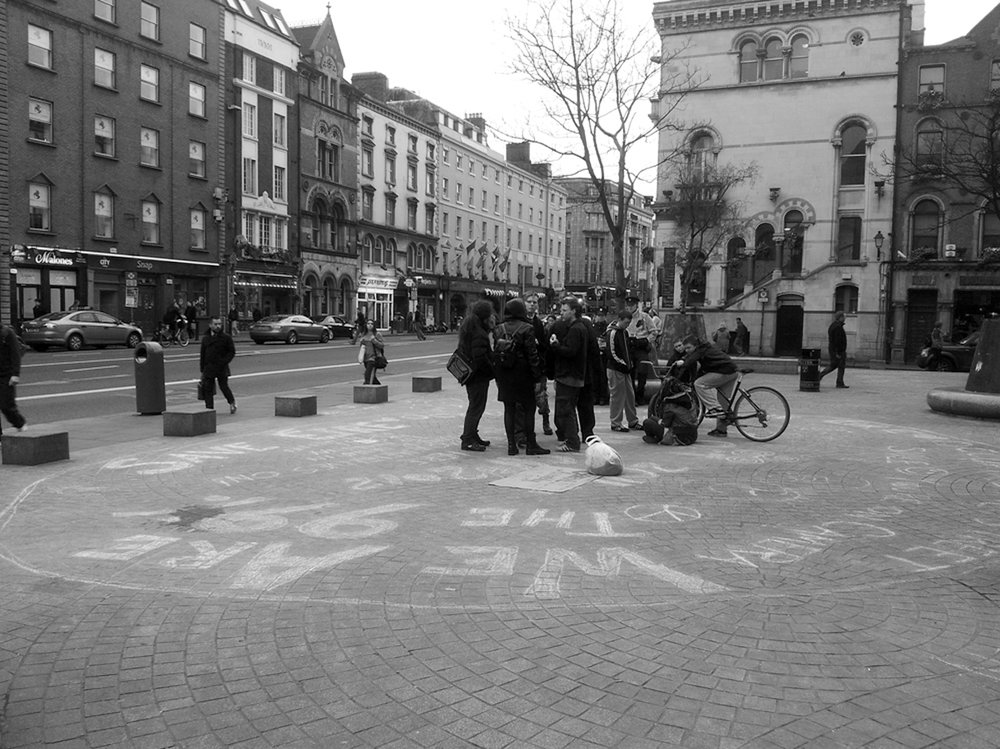 Central Bank Plaza, Dublin, 9 March 2012