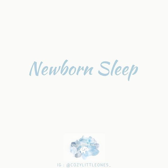 Newborns have sleep wake cycles that last around 45 - 90 minutes which means they will typically nap 45 - 90 minutes after they've woken up. Find your newborns sleep wake cycle window and be prepared for your little one to be ready for sleep during that time. If you are prepared for an awake window of 45 minutes you can prevent having an overtired baby! 👶🏻💤💤⠀ ⠀ ⠀ Check out our most recent blog post for ALL the details on newborn sleep! Link in bio.