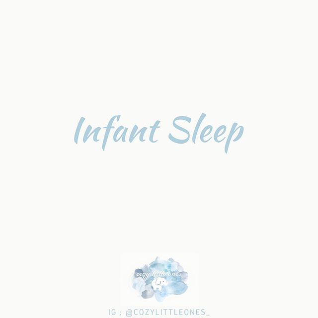 Most commonly I talk to parents of infants who are having sleep issues. They get past the newborn stage and expect to be sleep deprived and around 4 months they can't function and need help! If that sounds like you here are my 3 top tips for getting a better night's sleep with your infant!  _________________ 1. Establish a bedtime routine.  2. Prime your little one's environment for sleep.  3. Promote independent sleep as much as possible.  ____________ To read more information on my top 3 infant sleep tips and 2 extra tips check out the new blog post... link in bio