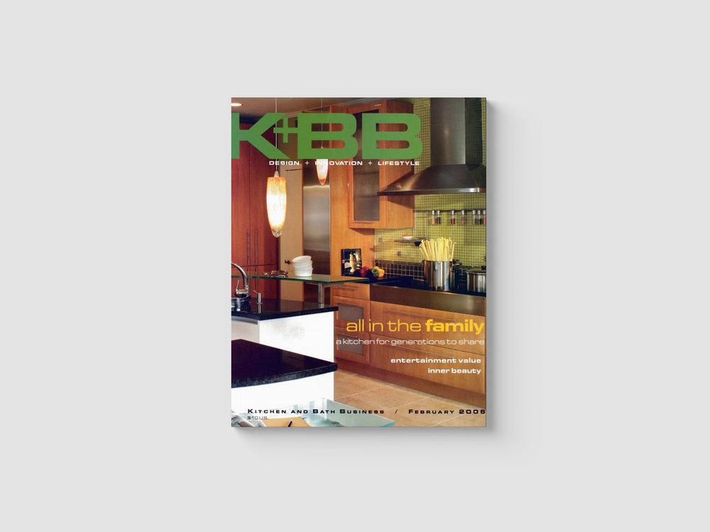 K+BB MAGAZINE 2006