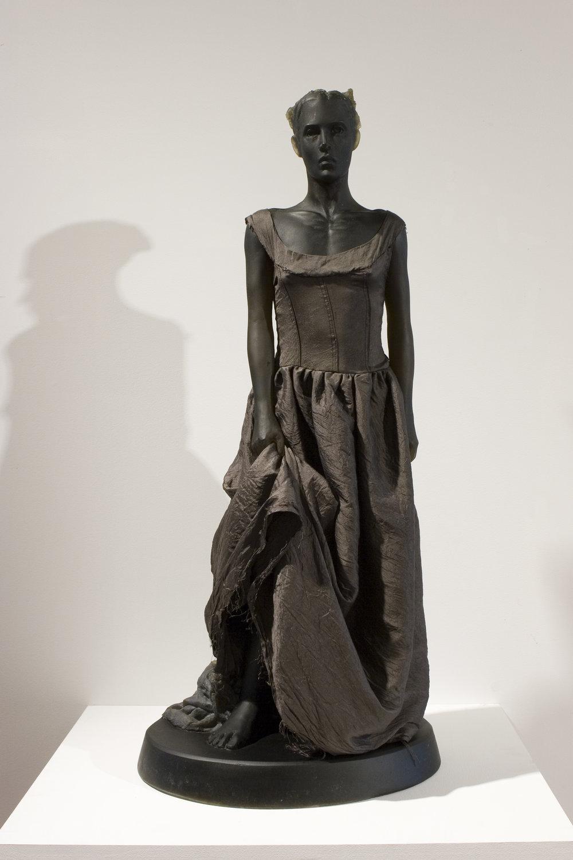 Untitled (silk dress)