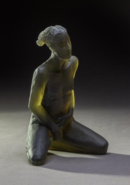 Untitled (Schiele figure)