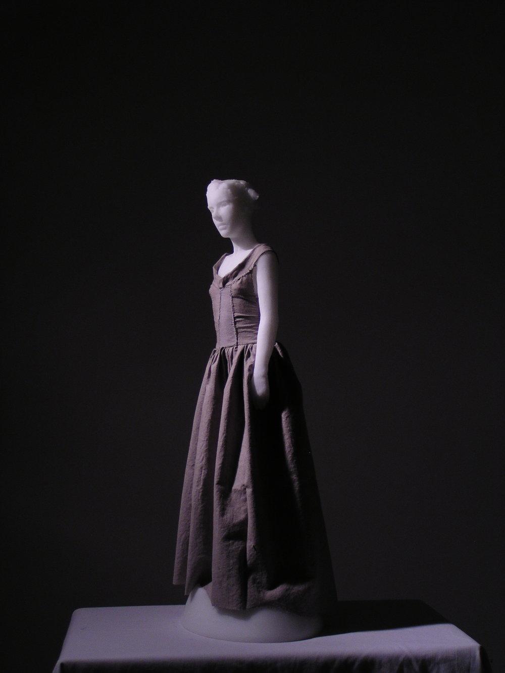 Untitled (linen dress)