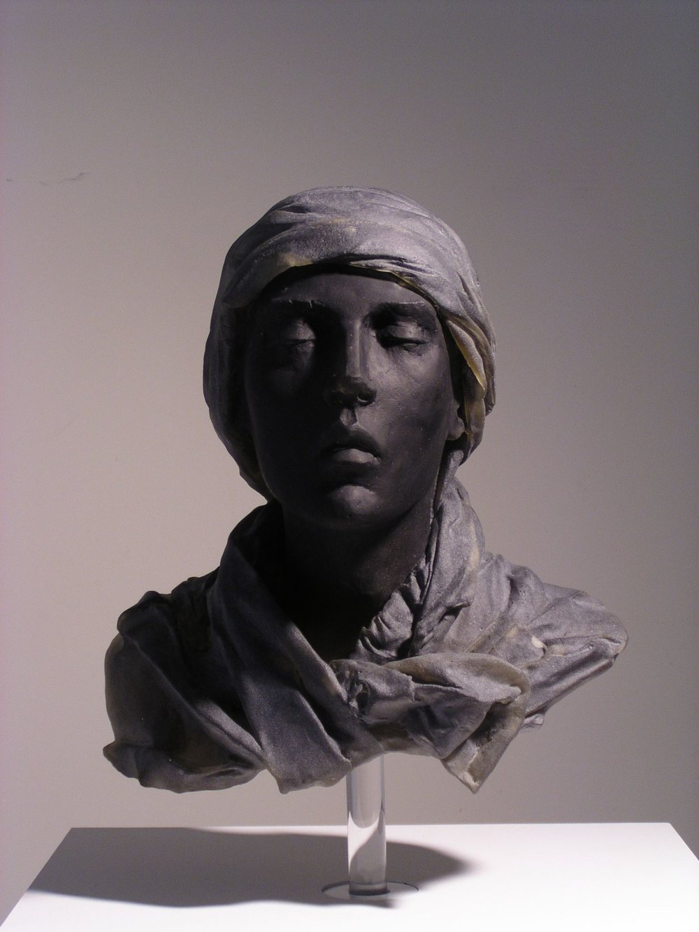 Untitled (with head scarf)