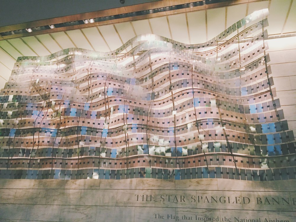 smithsonian-star spangled banner