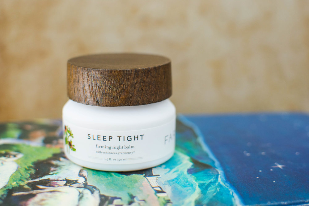 sincerely ashley productlove | farmacy sleep tight