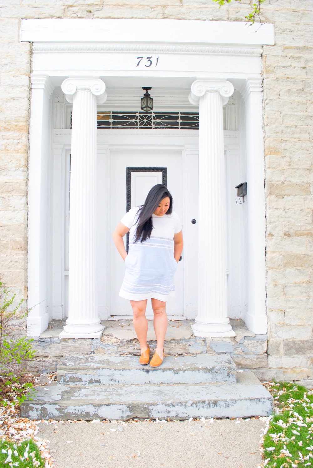 sincerely ashley | white-dress-gap