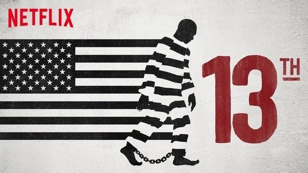 13th   Documentary - We were late to this one (released in 2016) but it's amazing. Director Ava DuVernay explores mass incarceration in the United States. It's a fascinating look at this systemic issue in the context of politics and history. We were left with a poignant perspective on slavery, drugs, and big business.