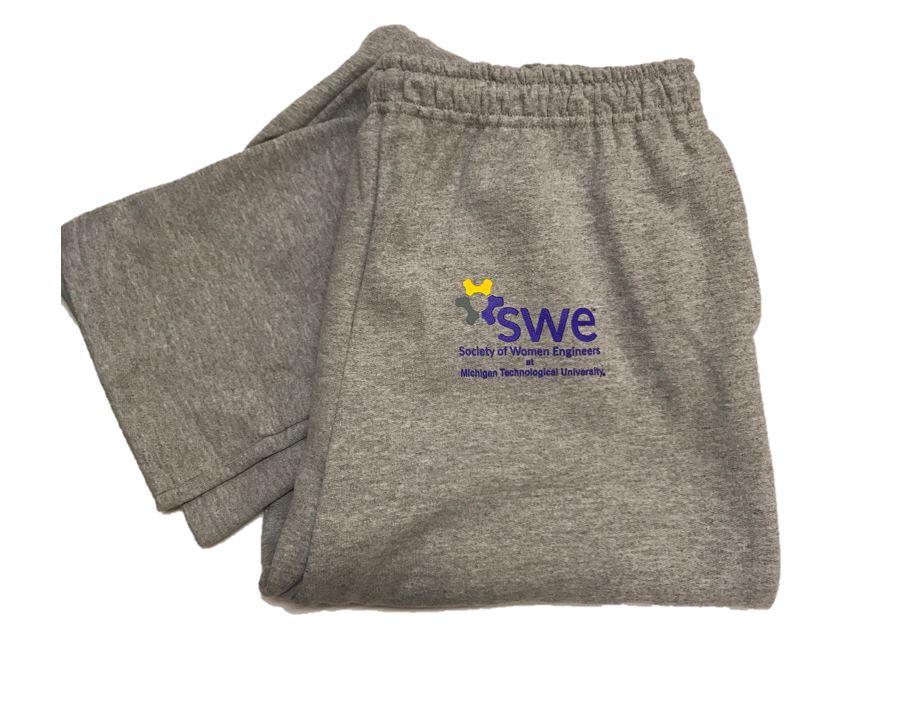 Sweatpants with SWE logo @ MTU    MTU Student Price: $20