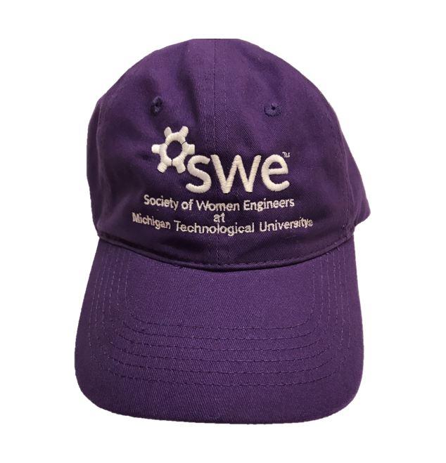 Purple SWE hat @ MTU    Student Price: $10    Non-Student Price: $15