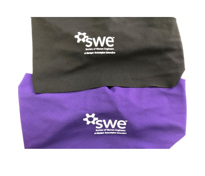 SWE Headbands @ MTU    Price: 1 for $10 or 2 for $17