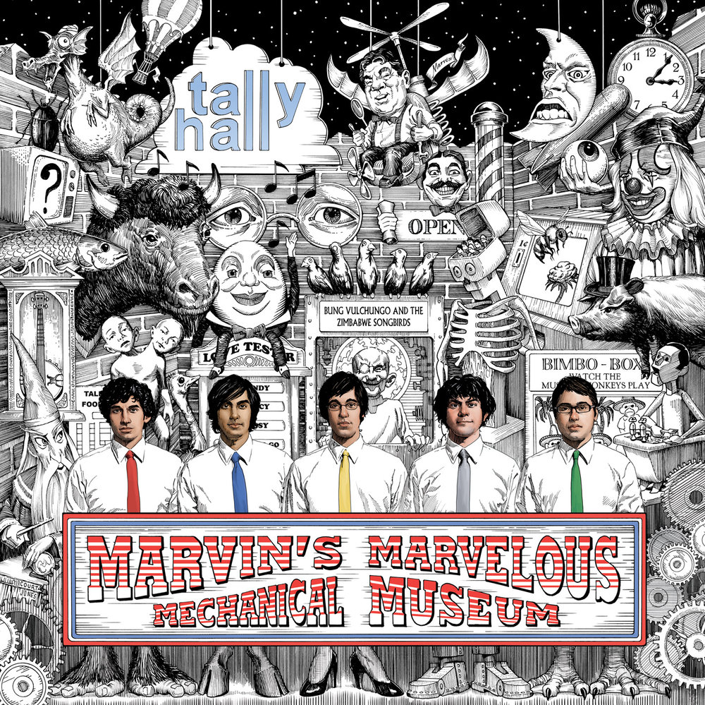 Tally Hall - Marvin's Marvelous Mechanical Museum (2008)