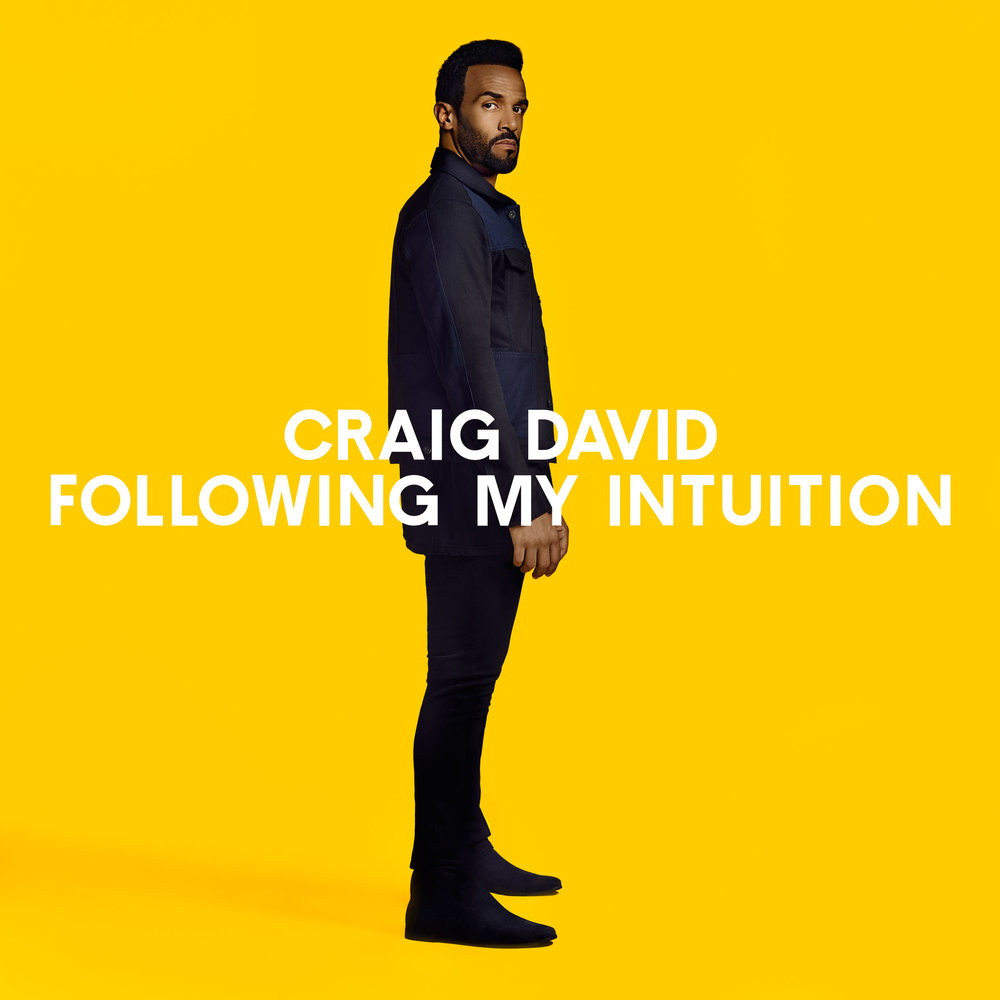 Craig David - Following My Intuition (2016)
