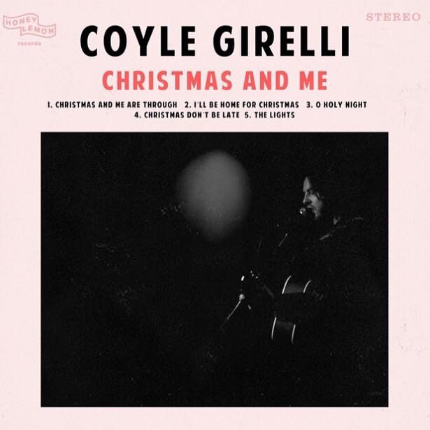 Coyle Girelli - Christmas and Me EP (2018)