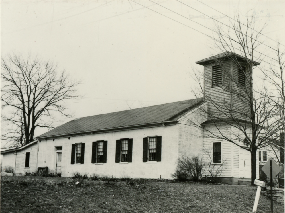 Shiloh Church.  Photo Courtesy of the Delhi Historical Society, all rights reserved.