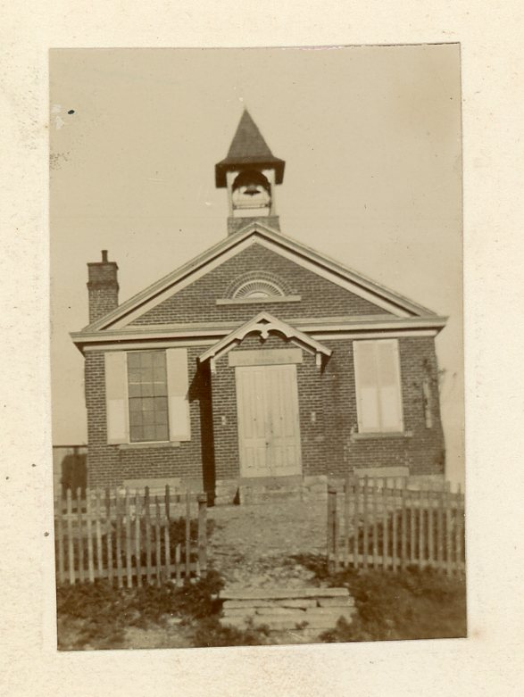 Myers Schoolhouse.  All rights reserved: Delhi Historical Society