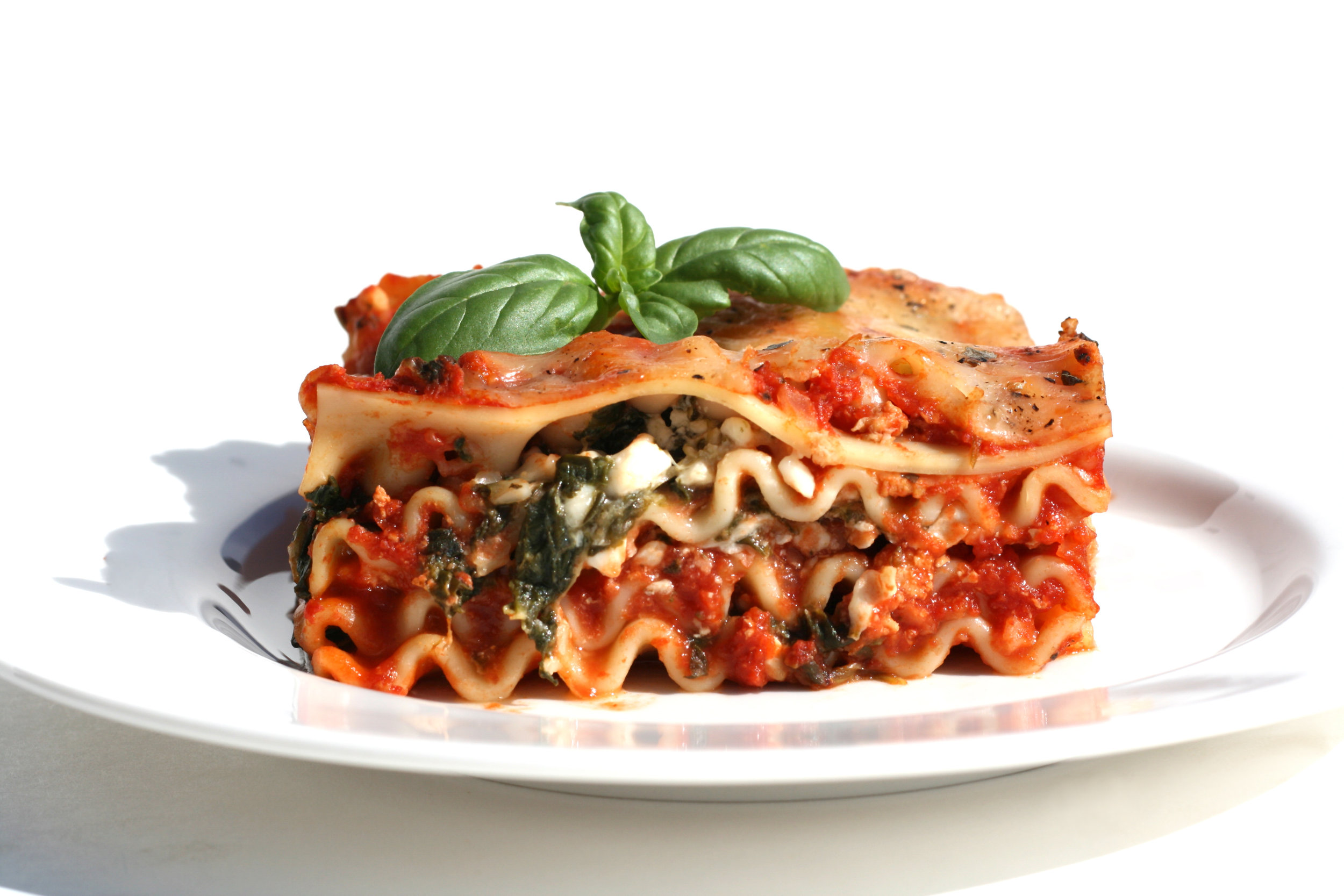 Sausage OR 3 Cheese Lasagna - DTG