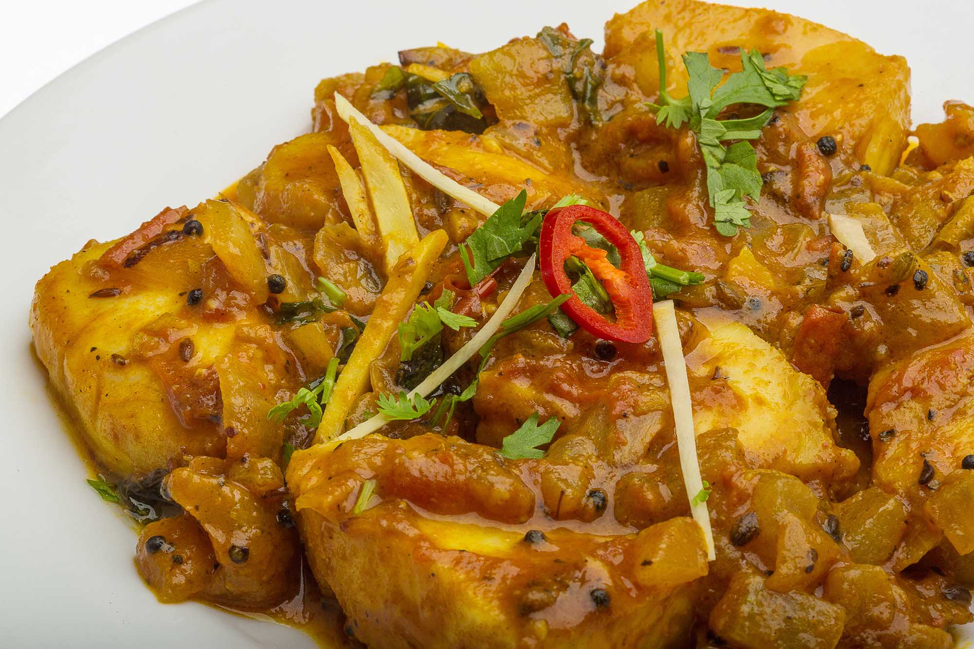 Chicken Curry - DTG