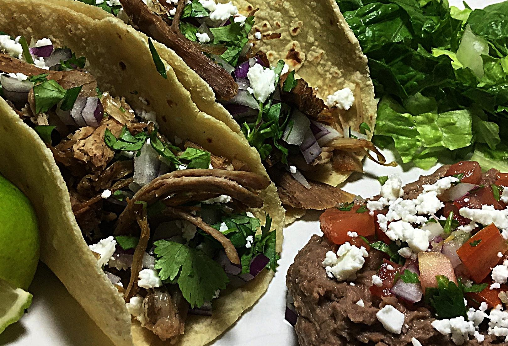 Carnitas Tacos - DTG