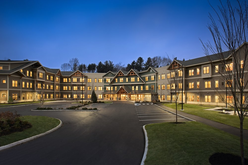 Stroudwater Lodge Senior Living Welcomes Its First Residents U2014 Exterior  Designs, Inc. | Commercial Siding And EIFS Specialists