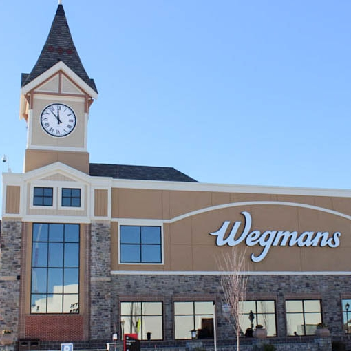 Wegmans   Burlington, Massachusetts EIFS with EPS Shapes Erland Construction Wegmans Design Team