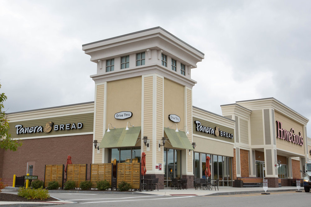 Seabrook Commons U2014 Exterior Designs, Inc. | Commercial Siding And EIFS  Specialists