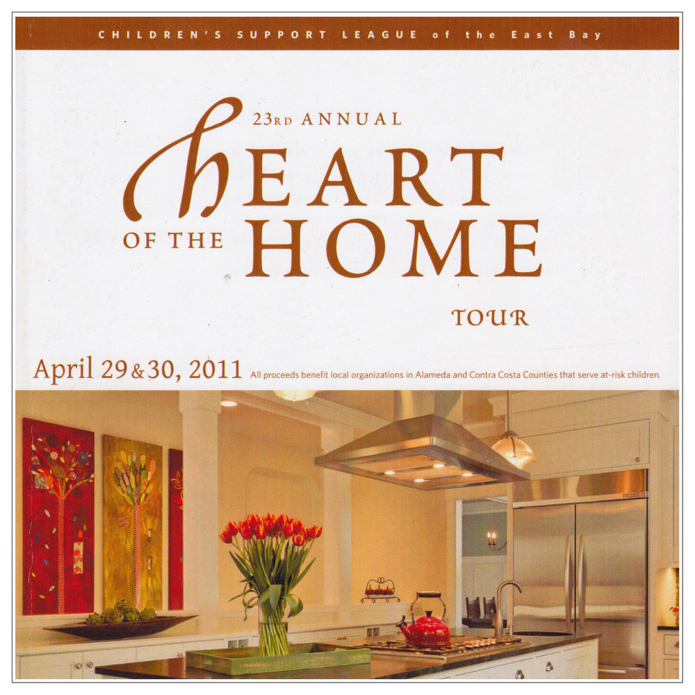 Diablo Magazine   2011   Heart of the Home Tour