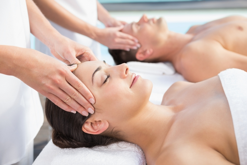 The Relationship Benefits Of A Couples Massage