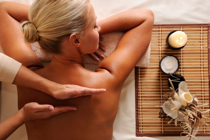 Massage Treatments in Downtown San Diego
