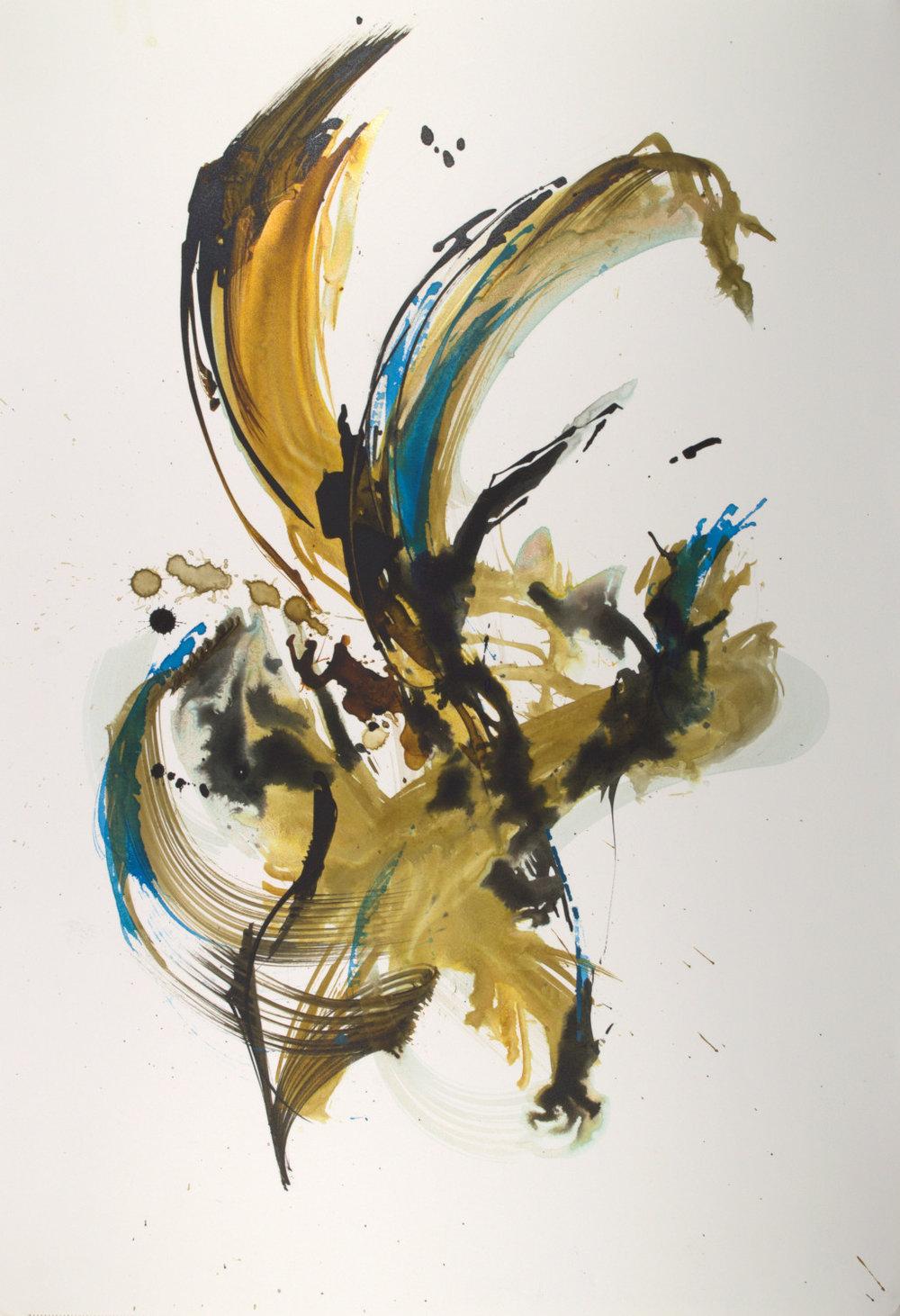 Symphonic Movement VI - 13x9 - available